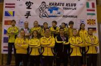 112. Trbovlje, Slovenia, 03.12.2016, 44th International Karate Open Trbovlje 2016, karate