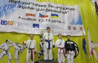 110. Prudnik, Poland, 12.11.2016, CUP«GOR OPAWSKICH», karate